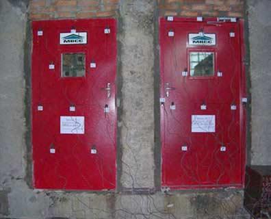 двери противопожарные купить