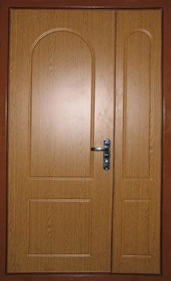Двухпольные двери заказать