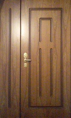 Двухпольные двери, продажа
