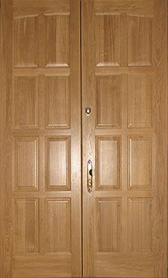 Двухпольные двери, цена