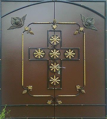 цена двухпольных дверей