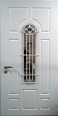 Однопольные двери, фото