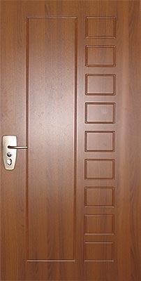 изготовление однопольных дверей