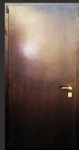 Двери противопожарные Ei