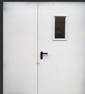 Противопожарные двери EI 60