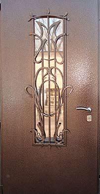 Заказать металлическую дверь с установкой недорого