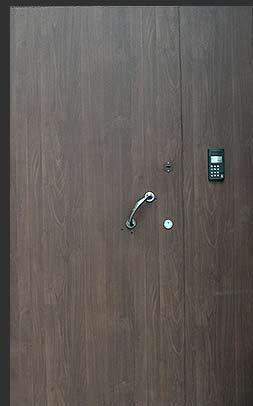 заказать металлическую дверь в подъезд